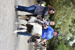 Baby Rides Pony