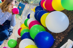 Setting up Balloon Darts